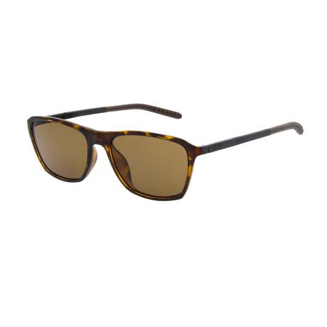 Men's SP3402 Polarized Sunglasses // Tortoise + Brown