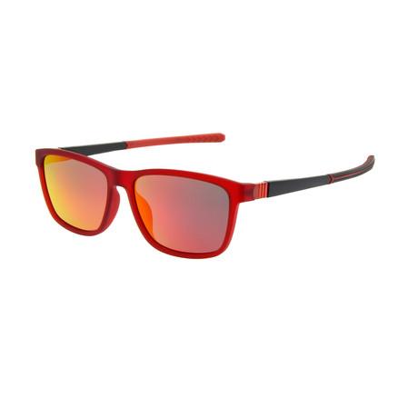 Men's SP3013 Polarized Sunglasses // Red