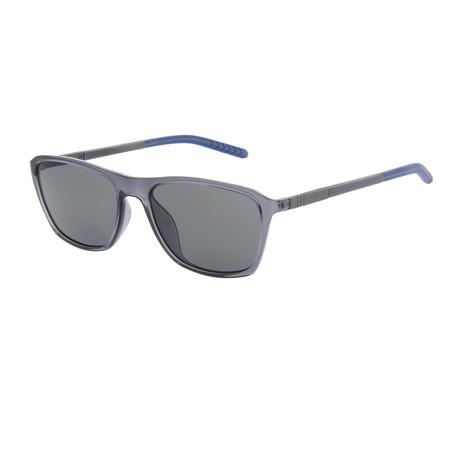 Men's SP3402 Sunglasses // Gray + Blue