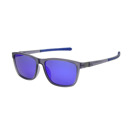 Men's SP3013 Sunglasses // Gray + Navy