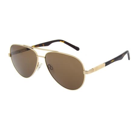 Men's SP4402 Sunglasses // Light Gold