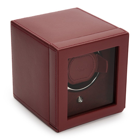 Cub Winder + Cover // Bordeaux