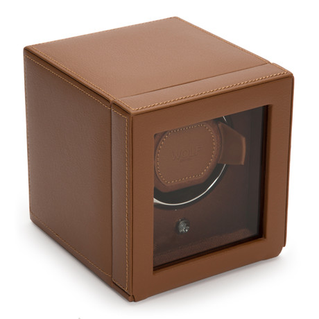 Cub Winder + Cover // Cognac