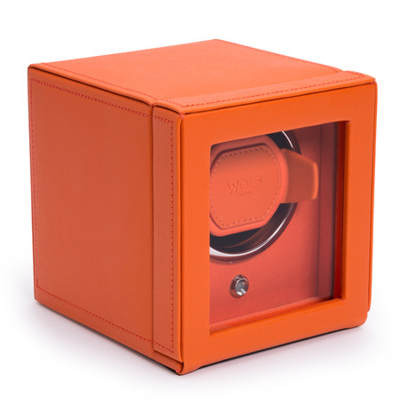 Cub Winder + Cover // Orange