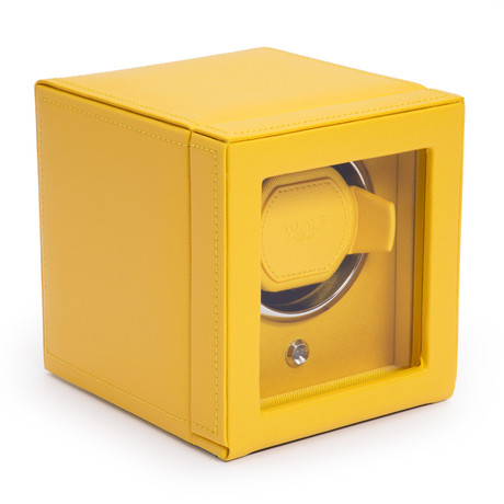 Cub Winder + Cover // Yellow