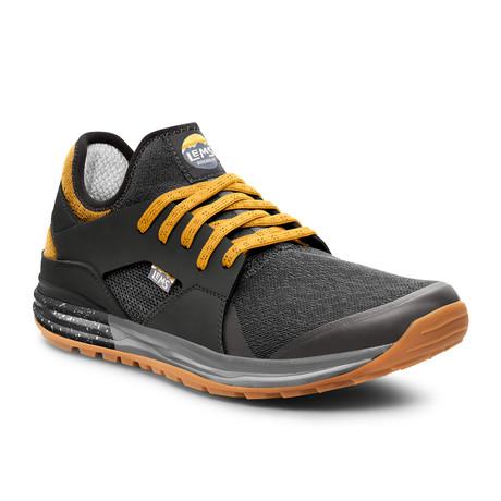 Men's Mesa Shoes // Carbon (Size 6.5)