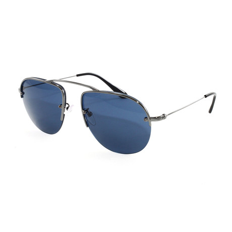 Prada // Men's PR58OS Sunglasses // Gunmetal