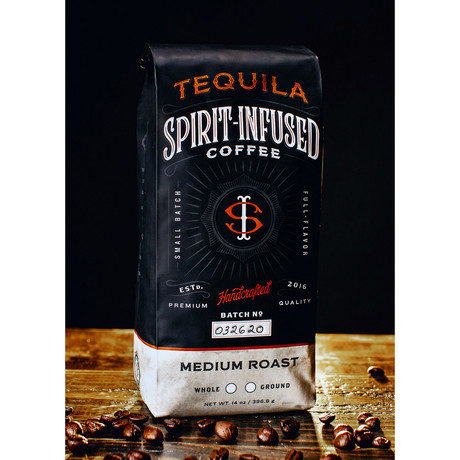 Tequila Infused Coffee // Bundle of 2 (Gound)