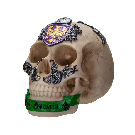 Sir Gawain Skull