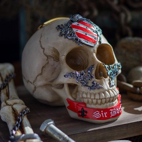 Sir Bors Skull