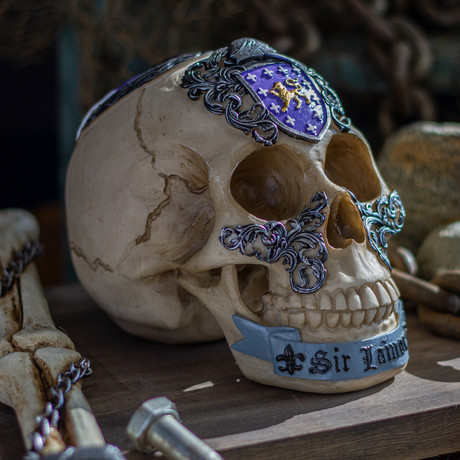 Sir Lamorak Skull