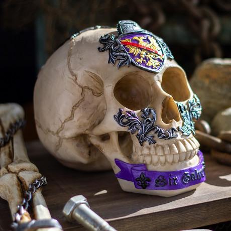 Sir Gaheris Skull