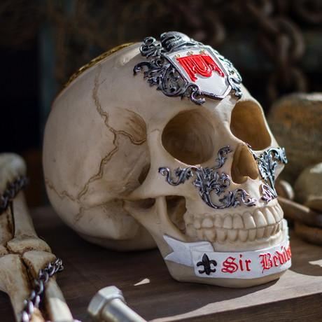 Sir Bedivere Skull