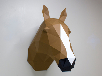 photo of Gloria the Horse by Touch Of Modern