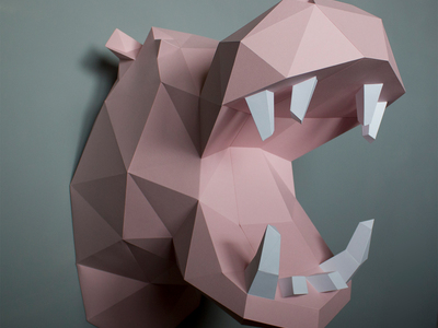 photo of Penelope the Hippo by Touch Of Modern