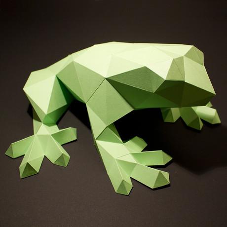Darius the Frog
