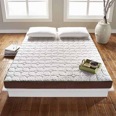 "Reversible Low Profile Mattress // 5"" Mattress Topper // Queen"