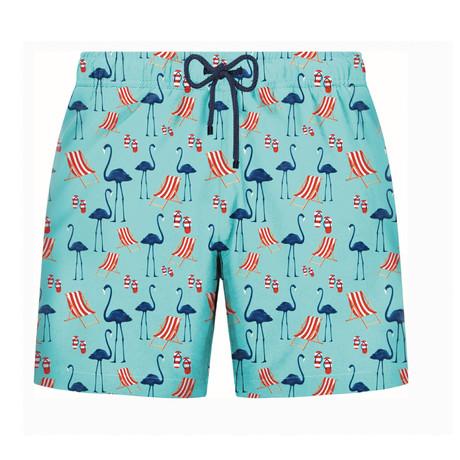 Beach Swim Short // Teal (S)