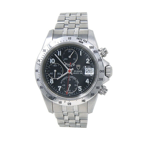 Tudor Tiger Prince Date Chronograph Automatic // 79280 // Pre-Owned