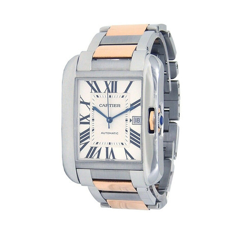 Cartier Tank Anglaise Automatic // W5310006 // Pre-Owned