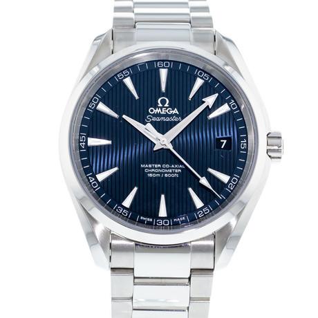Omega Seamaster Aqua Terra Automatic // 231.10.42.21.03.003 // Pre-Owned