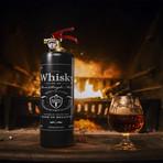 Safe-T Design Fire Extinguisher // Whisky