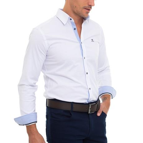 Denali Shirt // White (XS)