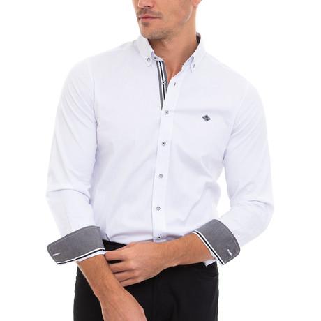 Volcano Shirt // White (XS)