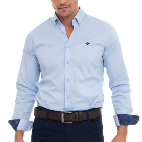 Doyle Shirt // Light Blue (XS)