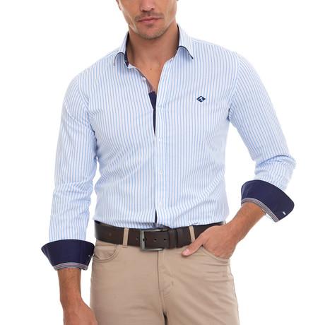 Bassie Shirt // Light Blue (XS)