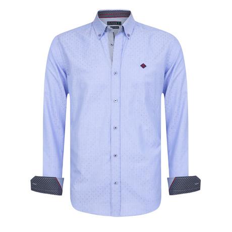 Tier Shirt // Blue (XS)