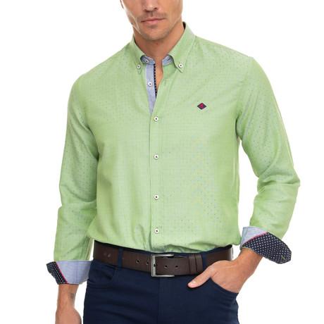 Tier Shirt // Green (XS)