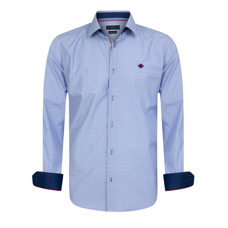 Redan Shirt // Blue (XS)