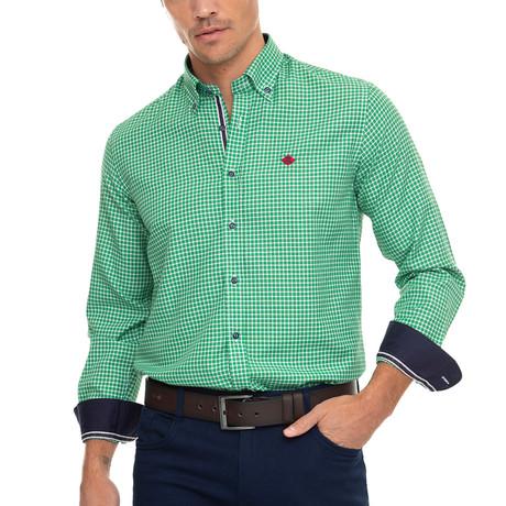 Kirby Shirt // Green (XS)