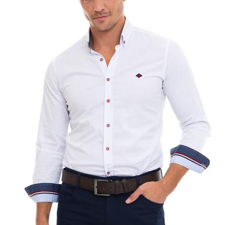 Turner Shirt // White (XS)
