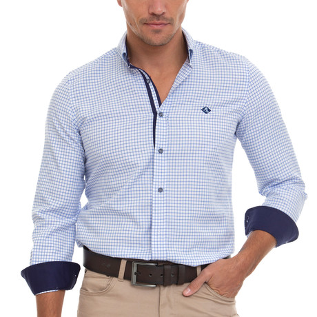 Palmer Shirt // White (XS)