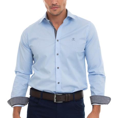 Denali Shirt // Light Blue (XS)
