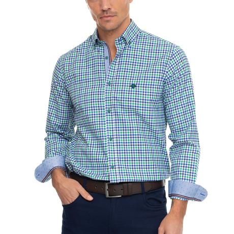 Potty Shirt // Green (XS)