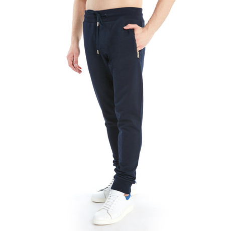 Perry Sweatpants // Navy Blue (S)