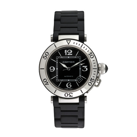 Cartier Pasha Seatimer Automatic // 2790 // Pre-Owned