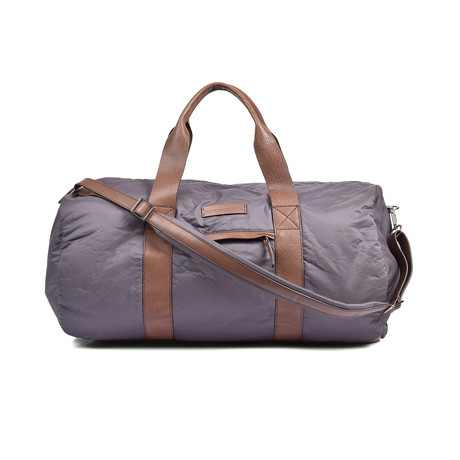 Brunello Cucinelli // Duffel Bag // Gray