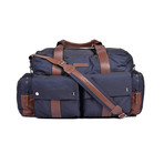 Duffel Bag // Blue
