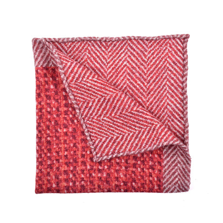 Pocket Square (Red)