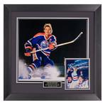 Wayne Gretzky // Autographed Display