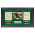 Vince Lombardi // Signed Check