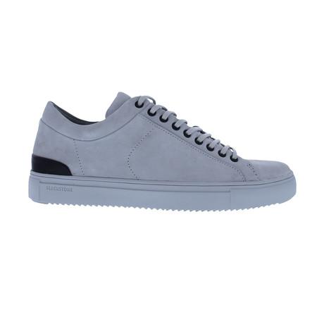 Xander Low-Rise Sneaker // Silver Sconce (Euro: 44)