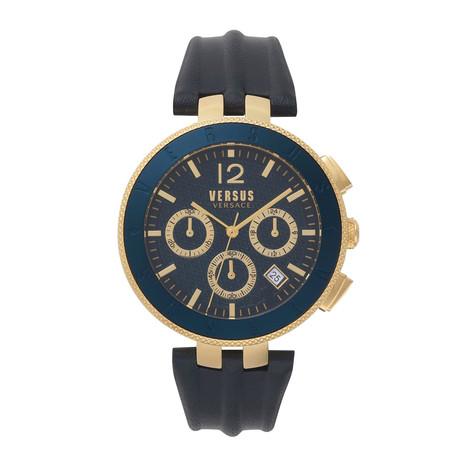 Versus Versace Logo Gent Chronograph Quartz // VSP762218