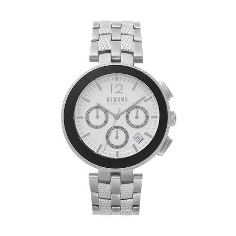 Versus Versace Logo Gent Chronograph Quartz // VSP762418