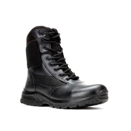 Bonanza // Men's 8'' Pro Tactical Boots // Black (US: 5)
