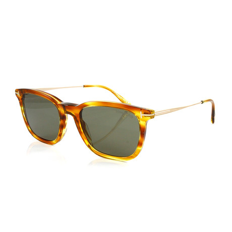 Men's FT0625S Sunglasses // Light Brown